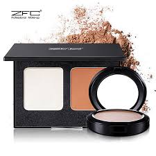 get ations zfc makeup set a full bination of genuine makeup foundation cream dual t powder