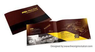 Company Profile Design, Corporate Profile Design Services In ...