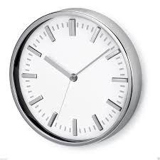 White Kitchen Wall Clocks 9034 Wall Clock Large Analogue Modern Round Home Kitchen