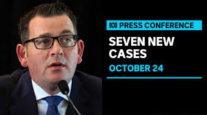 Events are counted in the victorian data set if the case is being managed in victoria. Seven New Cases Of Covid 19 And No Deaths Reported In Victoria Abc News Youtube
