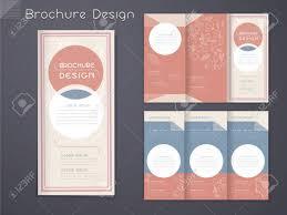 022 Tri Fold Brochure Template Free Simple Trifold Singular