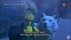 LEGO Ninjago season 11 episode 18 clip - Lloyd's Journey - YouTube