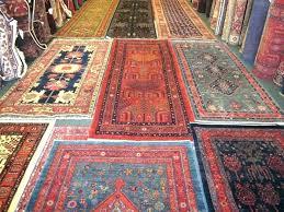 narrow runner rug foot runners hallway rugs long teal carpet used