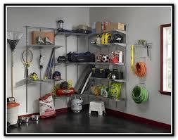 closetmaid garage shelving system