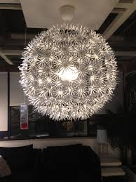 ikea flower chandelier designs
