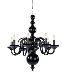 my favourite at the moment is chandelier 87003 10 02hk which is a half way chandelier as it is only partially black this is achieved by laminating a
