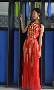 Kurta Designs In Nepal Nepali Dhaka Inspired Dress Dresses Formal Dresses Fashion