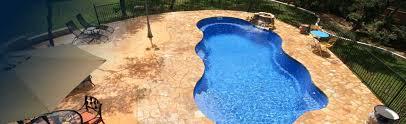 sonoma county california fiberglass inground pool contractor