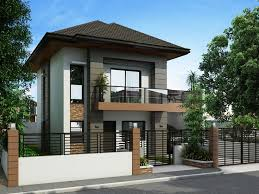 Best 25 2 Storey House Design Ideas On Pinterest  Sims 4 House Two Storey Modern House Designs