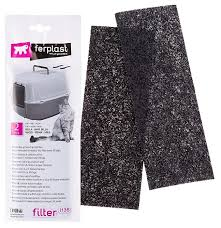 <b>Фильтр для туалета</b> кошек <b>Ferplast</b> L135 — купить по выгодной ...