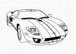 Small Picture kids coloring pages of cars carscoloringpagesforkids