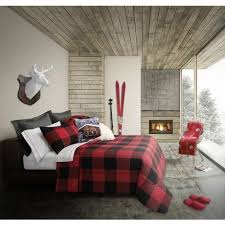 queen size comforter sets plaid comforter