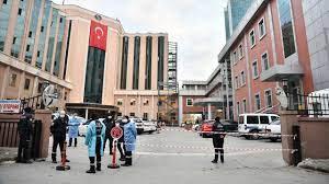 Gaziantep'te özel bir hastanede patlama - Son Dakika Haberleri