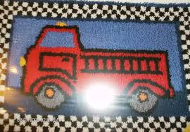 fire engine bernat kids collection lh rug 1