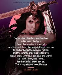 Wonder Woman Quotes Unique 48 Inspiring Quotes From Superhero Movies That Will Make You Realise
