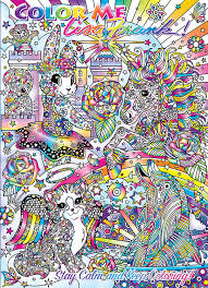 Small Picture Lisa Frank Adult Coloring Books Exist and Were Psyched InStylecom