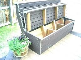 outdoor storage benches for seating deck box amazing bench best