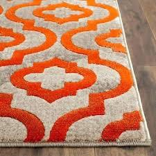 orange area rug. Orange Contemporary Rugs Area Large Size Of Bathroom Ideas 6 Round . Rug