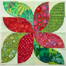 Drunkards Path Quilt Pattern Magnificent SpringLeaf Studios Drunkard's Path Quilt Along 48 Fabric Options
