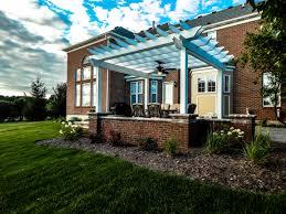 Outdoor Brick Paver Patio Designs Brick Paver Outdoor Patio Paved Living Spaces Kitchens