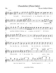 winsome chandelier piano s lower key