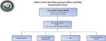 Enterprise Chart Organization Chart