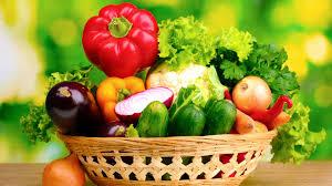 garden greens. 1920x1080 Wallpaper Vegetables, Basket, Green Background, Garden, Greens Garden
