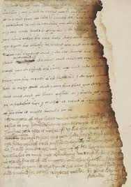 5 Fascinating Letters From Tudor Monarchs History Extra