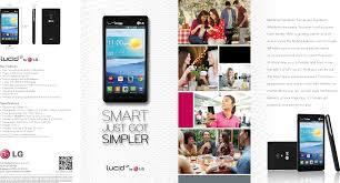 LG VS870 User Manual Brochure E Lucid2