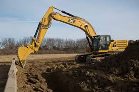 Caterpillar 336 Excavator Construction Equipment