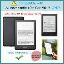Máy đọc sách All-new Kindle 10th Generation - (8GB) Chính hãng Mỹ