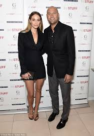 Derek Jeter Shows Support For Sister At The Stuff Book Launch In NYC Mesmerizing Uff I Have No Sister I Need A Sister