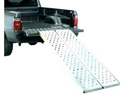 Lawn Mower Loading Ramps Riding The Zero Turn Ramp Aluminum La Lowes ...