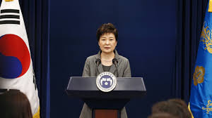 South Korean Lawmakers Vote Overwhelmingly To Impeach President : The  Two-Way : NPR