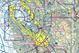 Sectional Aeronautical Chart How To Read A Pilots Map Of The Sky
