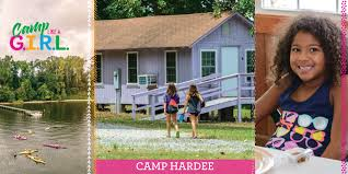 Camp hardee girl scout camp