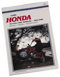 1980 honda xl500s clymer repair service