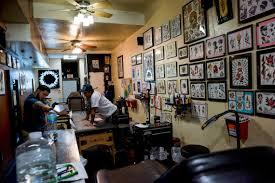 Tattoos For Interior Designers Handy Decor Tips For A Tattoo Salon Think Dexign
