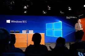 Window 10 S Devices Can Be Upgraded To Windows 10 Pro For