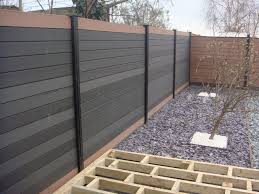 Waterproof Fence Panels High Vinyl Fence Wood Plastic Composite