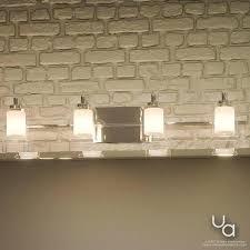 modern bathroom vanity lights light fixtures lighting canada mid century