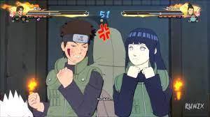 Naruto Shippuden: Ultimate Ninja Storm 4 - Hinata x Kiba x Shino DLC Ultimate  Jutsu - YouTube
