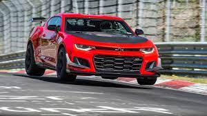 See The Chevy Camaro Zl1 1le Lap The Ring In 7 16