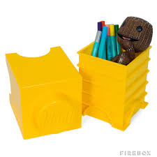 Lego Accessories For Bedroom Furniture Interesting Green And Yellow Lego Storage Cube As Toy