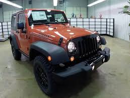 2018 jeep wrangler s wheeler sunset orange black grille new jeep 17717 you