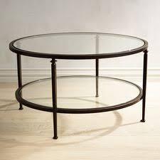 permalink to cool round coffee table with glass top ideas