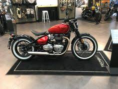 the new triumph bobber first ride triumph bobber bobbers and