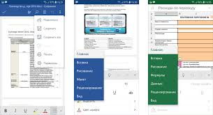 Overview Of Office Suites For Android Choose The Best
