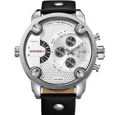 weide 3301 luxury brand leather custom watches men buy weide 3301 luxury brand leather custom watches men