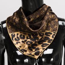 Designer Silk Scarves Four Designer Silk Scarves Bukowskis